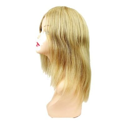 14″ Mono Top Lace Front Piece 7.5″x7″ (BHHP002)