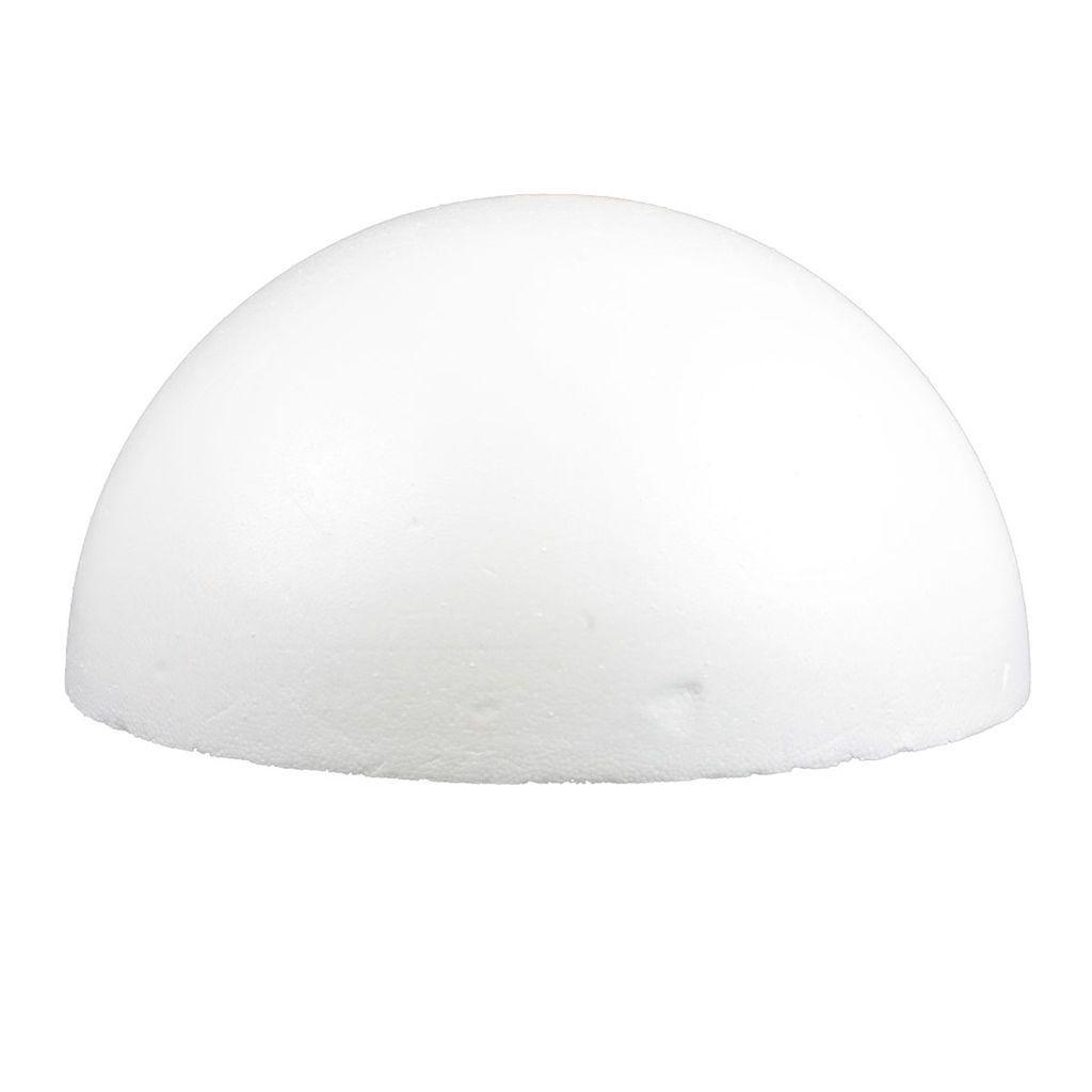 Styrofoam Half head wiglet