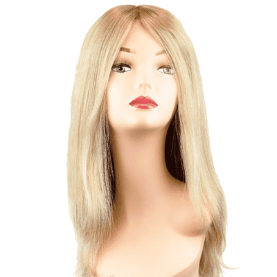 "14″-16″ Silicone Medical Hair System (21 ½"" x 23″)"