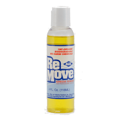 MAX Adhesives ReMove Citrus Solvent 4 oz